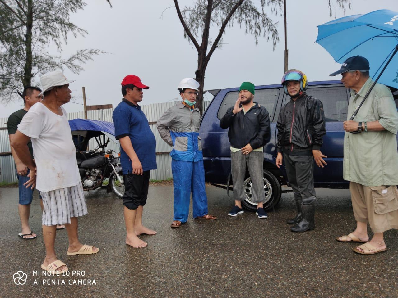 Banjir Landa Banda Aceh, Pimpinan DPRK Minta Instansi terkait Bersiaga