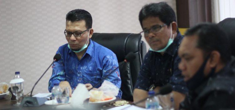 Komisi I Bahas Anggaran Pilkada 2022 dengan KIP Kota Banda Aceh