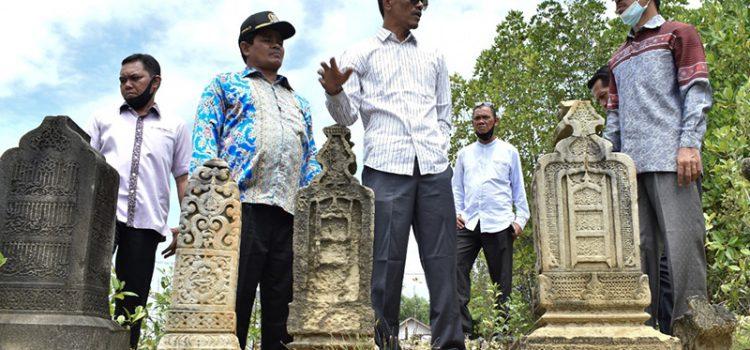 DPRK Desak Pemko Selamatkan Situs Sejarah Gampong Pande