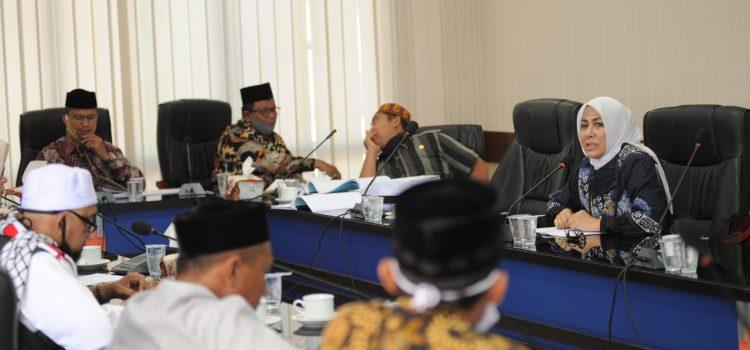 Bahas Capaian Kinerja OPD, Komisi I Gelar Rapat dengan Mitra Kerja