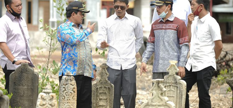 Pemerintah Diminta Serius Lindungi Situs Bersejarah di Gampong Pande