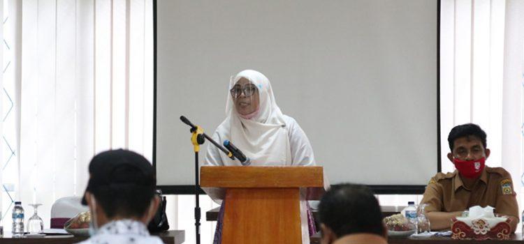 Komisi IV Gelar RDPU Raqan Pendidikan Diniah