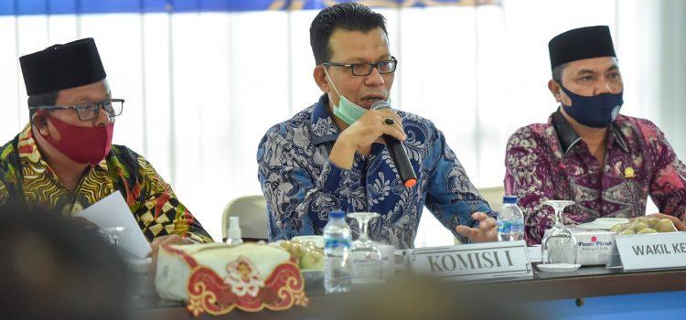 Musriadi Aswad: Qanun Pemerintahan Mukim Perkuat Peran Imum Mukim