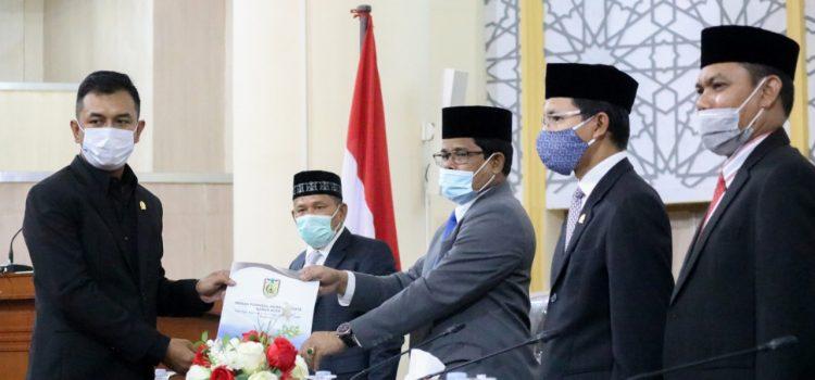 Ajukan Tiga Raqan Inisiatif, Fraksi Gerindra Apresiasi Wali Kota Banda Aceh