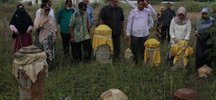 Persiapan Pembahasan Raqan Cagar Budaya, Dewan Tinjau Sejumlah Situs Bersejarah di Banda Aceh