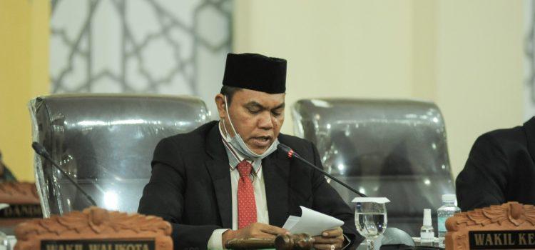 Seluruh Fraksi DPRK Banda Aceh Setujui Raqan RDTR dan Raqan Pendidikan Diniah