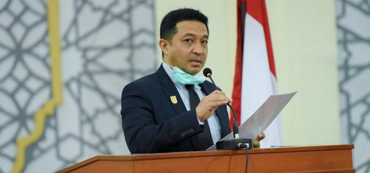 Ini Postur Anggaran R-APBK Banda Aceh Tahun 2021