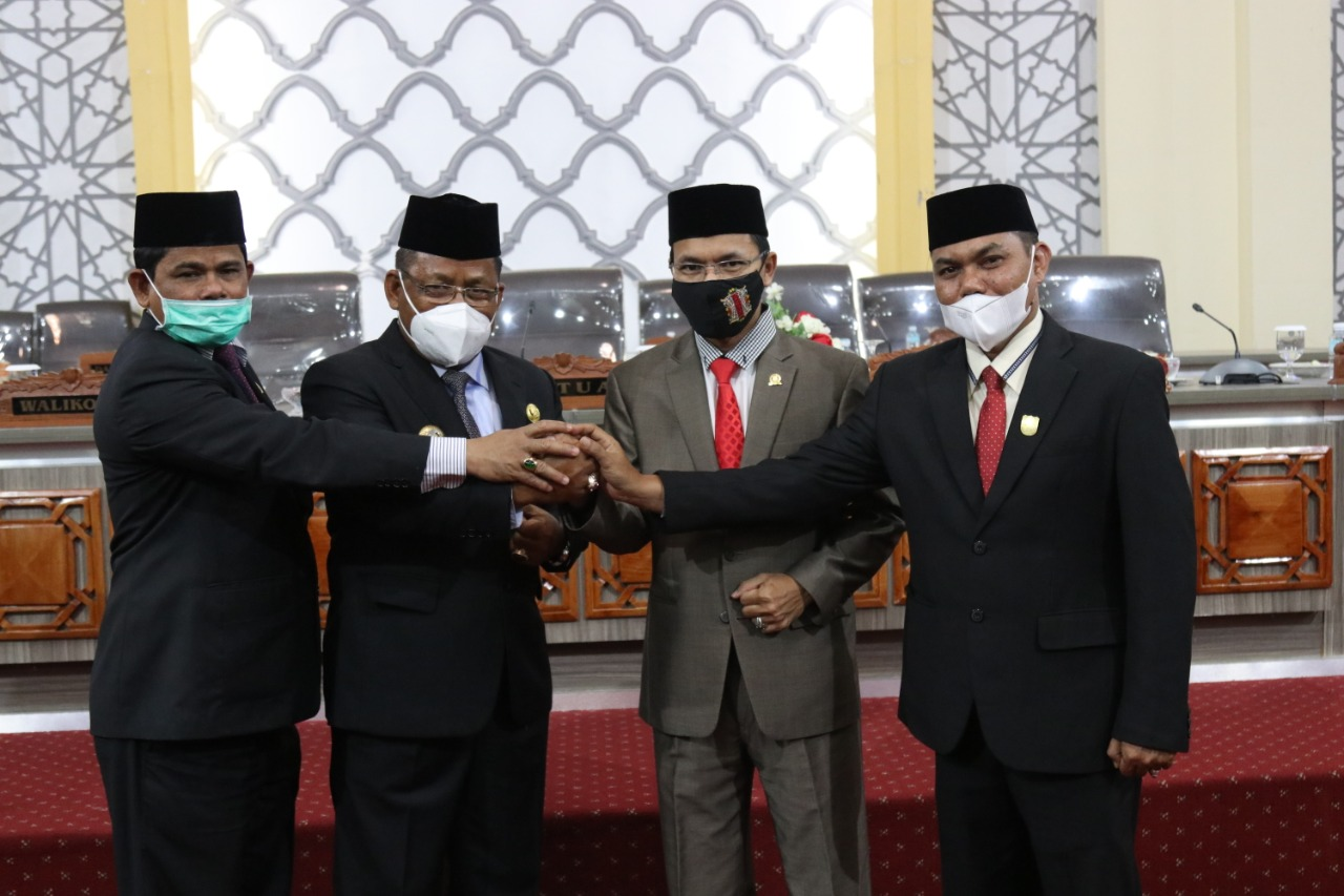 DPRK dan Pemko Sepakati Bentuk Tim Terpadu Penegakan Syariat Islam