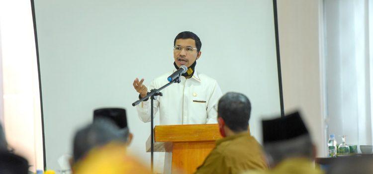 Komisi I Gelar RDPU Raqan Pemilihan Keuchik Serentak