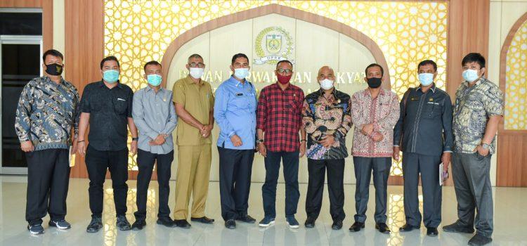 DPRD Labuhan Batu Utara Studi Banding ke DPRK Banda Aceh
