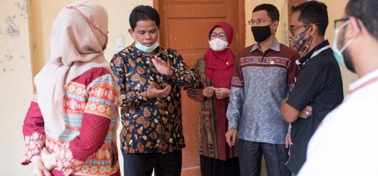 DPRK Banda Aceh Tinjau Penerapan Belajar Tatap Muka