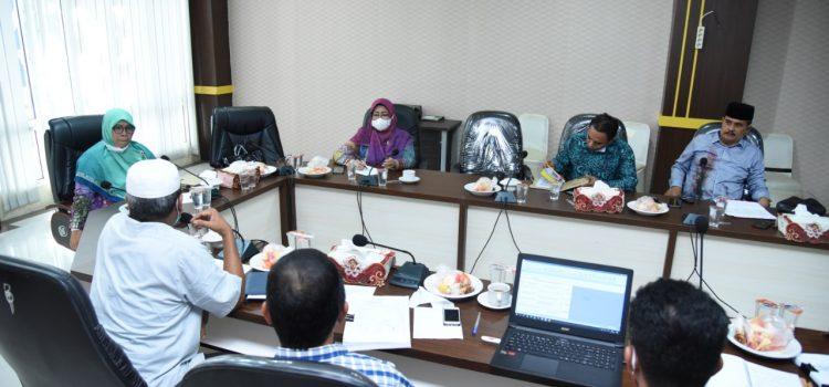 Komisi IV Gelar Rapat dengan Mitra terkait Kinerja Tahun 2021