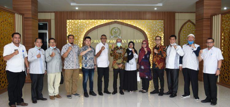 [FOTO]: Ketua Bapemperda DPRK Palembang Kunjungan Kerja ke DPRK Banda Aceh