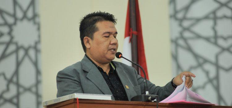 Pandangan Fraksi PAN terhadap Lima Raqan Inisiatif Dewan Tahun 2021