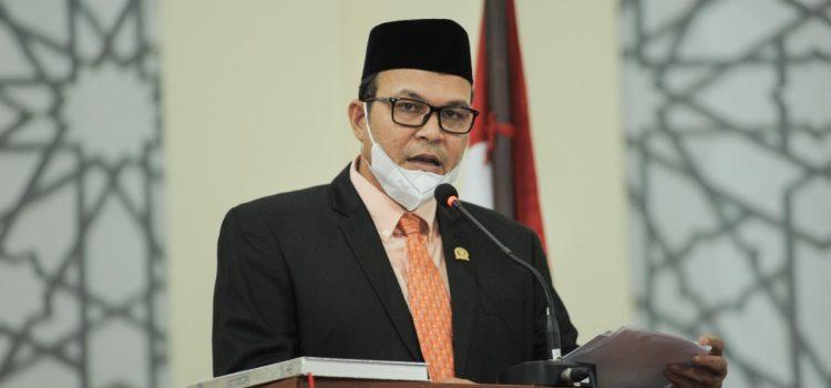 Pendapat Fraksi PPP-PA terhadap Raqan Inisiatif Dewan Tahun 2021