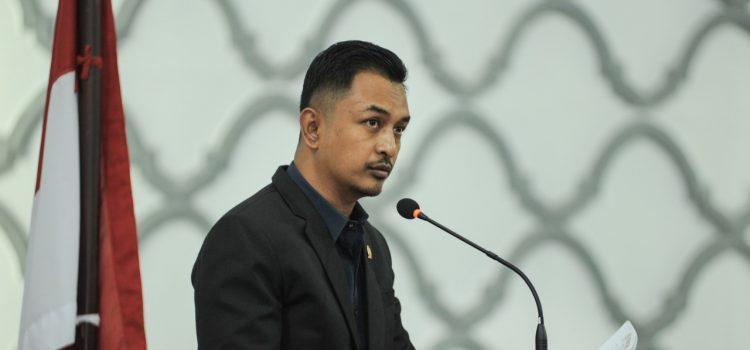 Pandangan Fraksi Gerindra terhadap Lima Raqan Inisiatif Dewan Tahun 2021