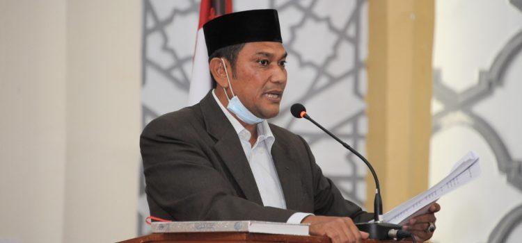 Dewan Sampaikan Rekomendasi terhadap LKPJ Wali Kota Banda Aceh Tahun 2020