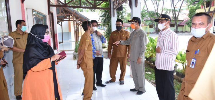 Banda Aceh Zona Merah, DPRK Tinjau Sekolah