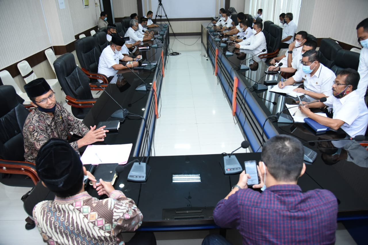 Temui Dewan, Forum Keuchik Banda Aceh Pertanyakan ADG yang Belum Cair