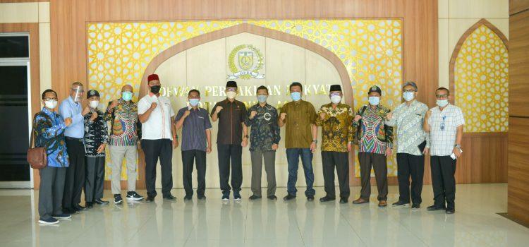 [FOTO]: DPRD Bekasi Kunjungi DPRK Banda Aceh