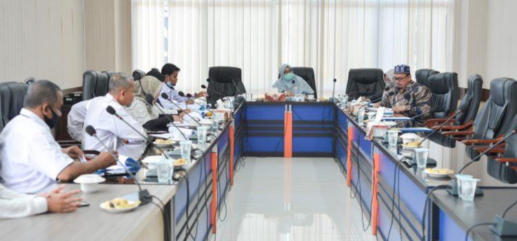 [FOTO]: Komisi IV Gelar Rapat Kerja dengan Mitra