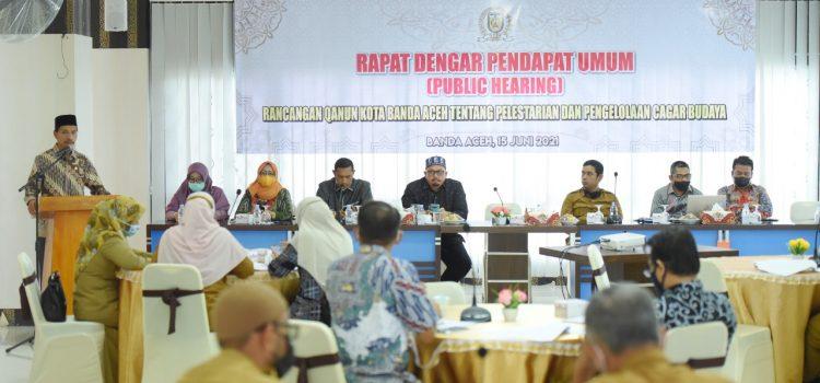 [FOTO]: RDPU Raqan Pelestarian dan Pengelolaan Cagar Budaya