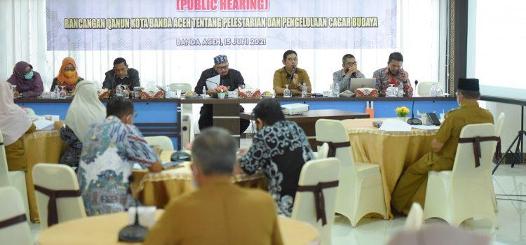 Gelar RDPU Raqan Cagar Budaya, Dewan Tampung Sejumlah Masukan Penting