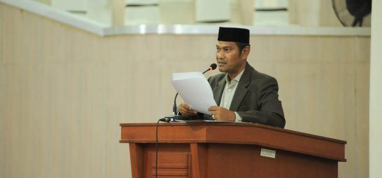 Ini Pandangan Fraksi Gerindra terhadap Raqan Usulan Wali Kota Banda Aceh