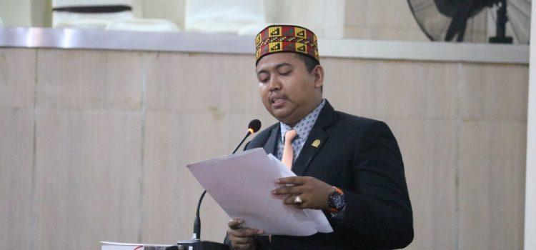 Usul, Saran, dan Pendapat Banggar terhadap Raqan Pelaksaan APBK Banda Aceh 2020
