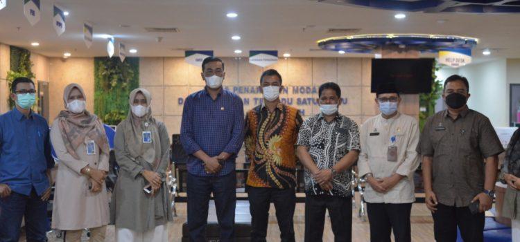 [FOTO]: Komisi III Pantau Pelayanan Publik di MPP Banda Aceh