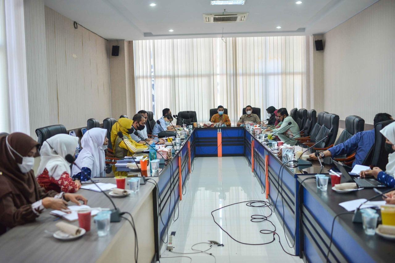 Guru PAUD Curhat ke DPRK tentang Kondisi Pendidikan di Masa Pandemi