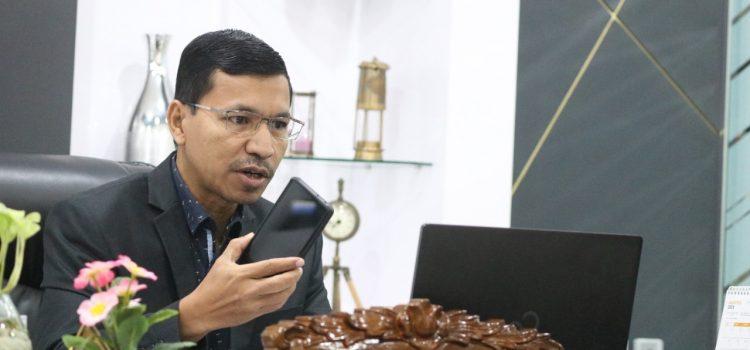 Pengelolaan Perpustakaan di Banda Aceh Harus Jadi Contoh