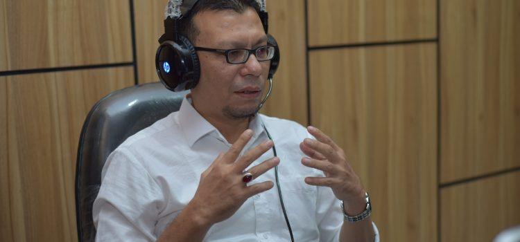 Ketua Komisi I DPRK Sebut Pengelola Perpustakaan Harus Sesuai Disiplin Ilmu