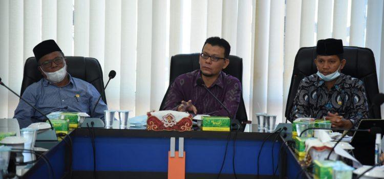 Komisi I DPRK Banda Aceh Panggil Satpol PP-WH terkait Penindakan Kafe yang Menjual Miras
