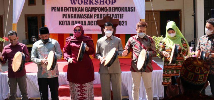 Ketua DPRK Apresiasi Pembentukan Gampong Demokrasi di Banda Aceh