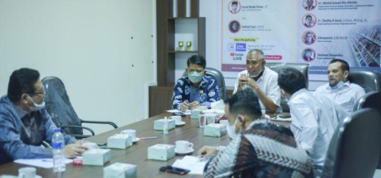 [FOTO]: Dewan Pakpak Bharat Kunjungan Kerja ke DPRK Banda Aceh